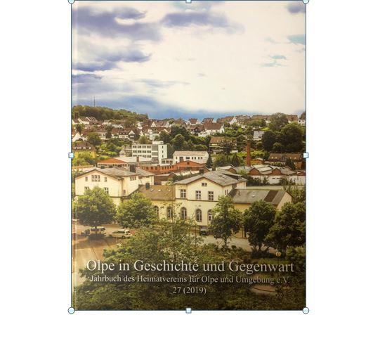 """Jahrbuch """"Olpe in Geschichte und Gegenwart"""""""